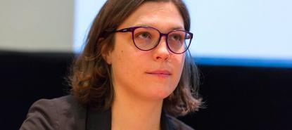 Raphaëlle Pointereau, directrice des ressources humaines